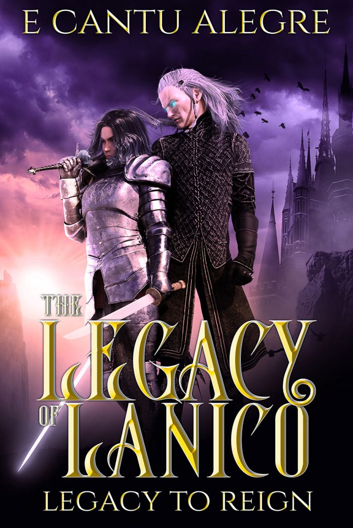 Legacy To Reign by E Cantu Alegre